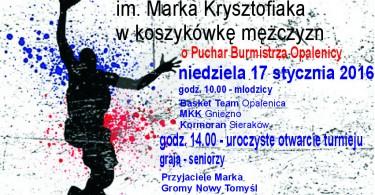 II Memoriał im.marka Krysztofiaka