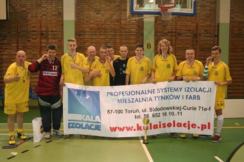 II miejsce FC Kala Izolacje Toruń