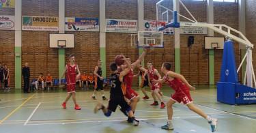 Półfinał Rejonu w Koszykówce Chłopców ze Szkół Gimnazjalnych ()