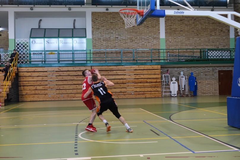 Półfinał Rejonu w Koszykówce Chłopców ze Szkół Gimnazjalnych (10)