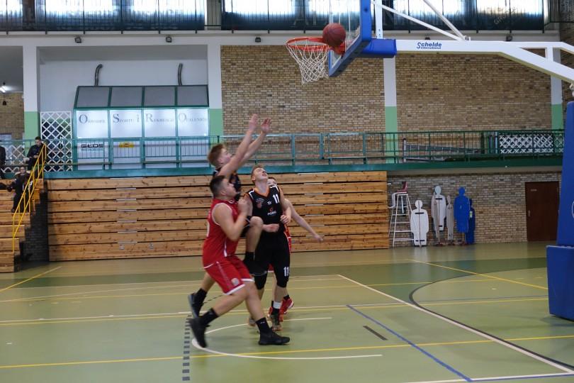 Półfinał Rejonu w Koszykówce Chłopców ze Szkół Gimnazjalnych (11)
