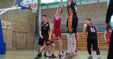Półfinał Rejonu w Koszykówce Chłopców ze Szkół Gimnazjalnych (13)