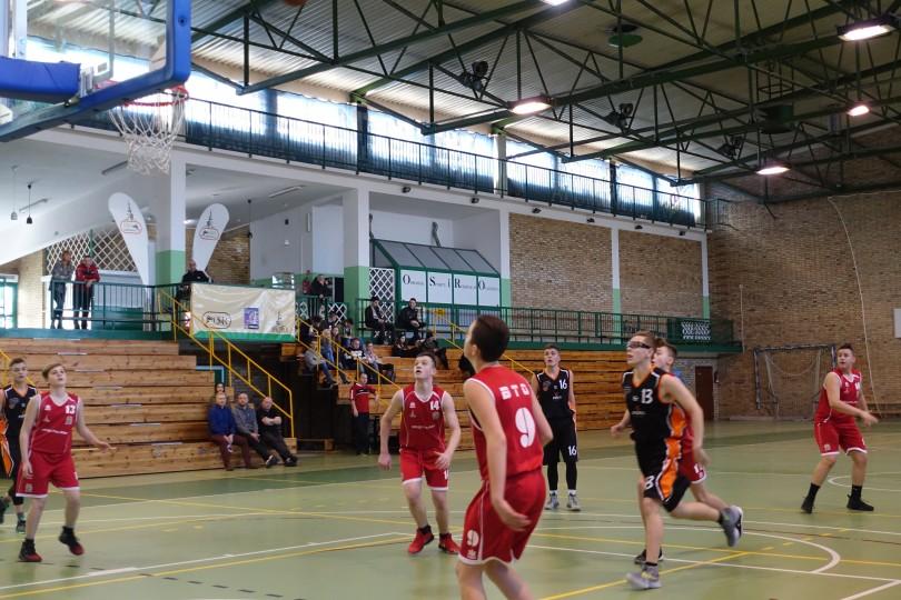 Półfinał Rejonu w Koszykówce Chłopców ze Szkół Gimnazjalnych (14)