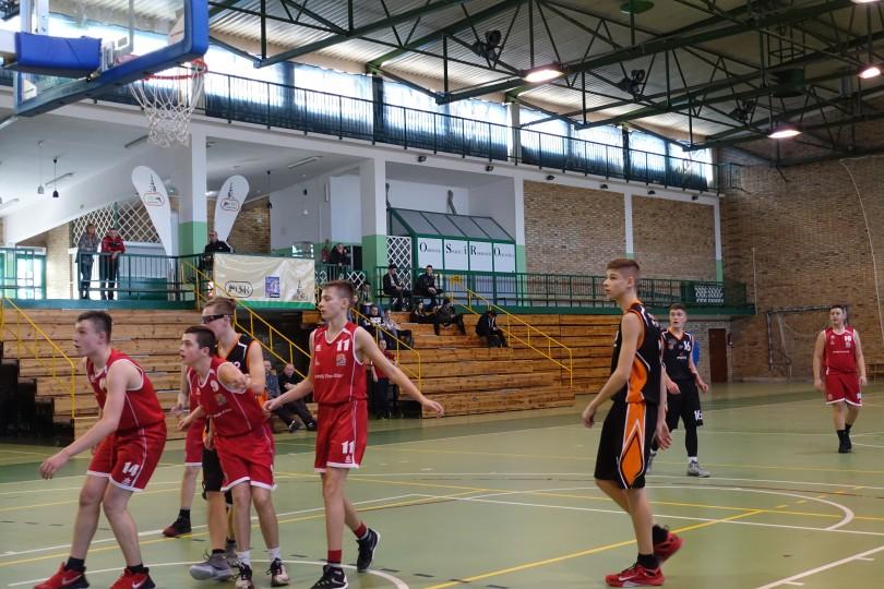 Półfinał Rejonu w Koszykówce Chłopców ze Szkół Gimnazjalnych (16)