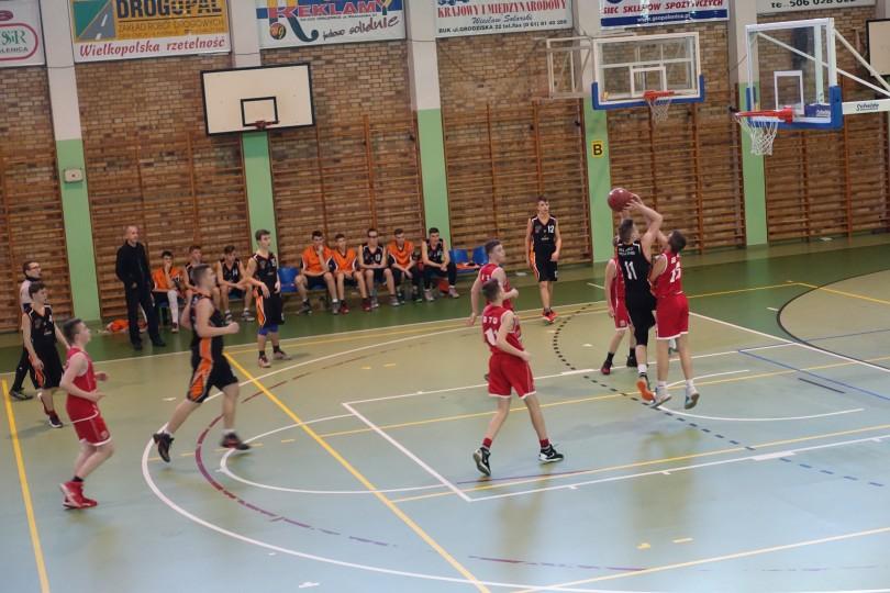 Półfinał Rejonu w Koszykówce Chłopców ze Szkół Gimnazjalnych (17)