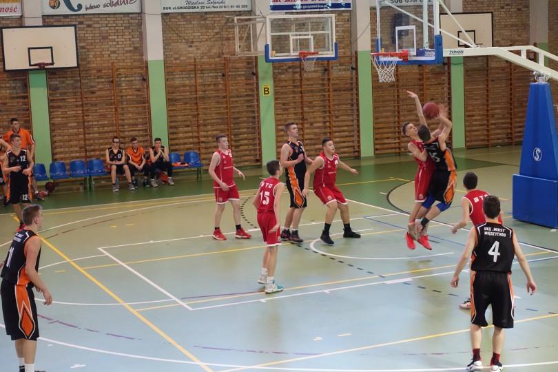 Półfinał Rejonu w Koszykówce Chłopców ze Szkół Gimnazjalnych (18)