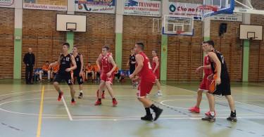 Półfinał Rejonu w Koszykówce Chłopców ze Szkół Gimnazjalnych (2)