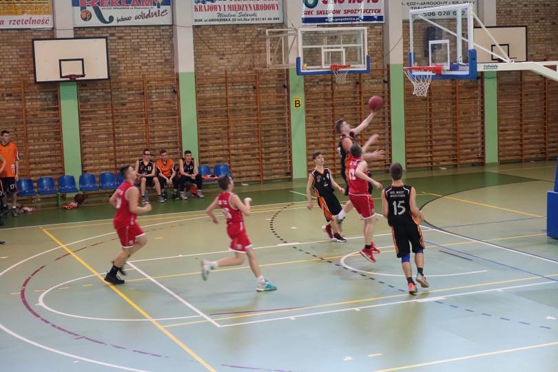Półfinał Rejonu w Koszykówce Chłopców ze Szkół Gimnazjalnych (20)