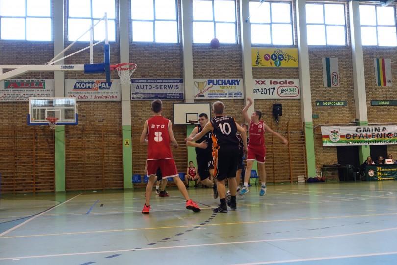Półfinał Rejonu w Koszykówce Chłopców ze Szkół Gimnazjalnych (23)