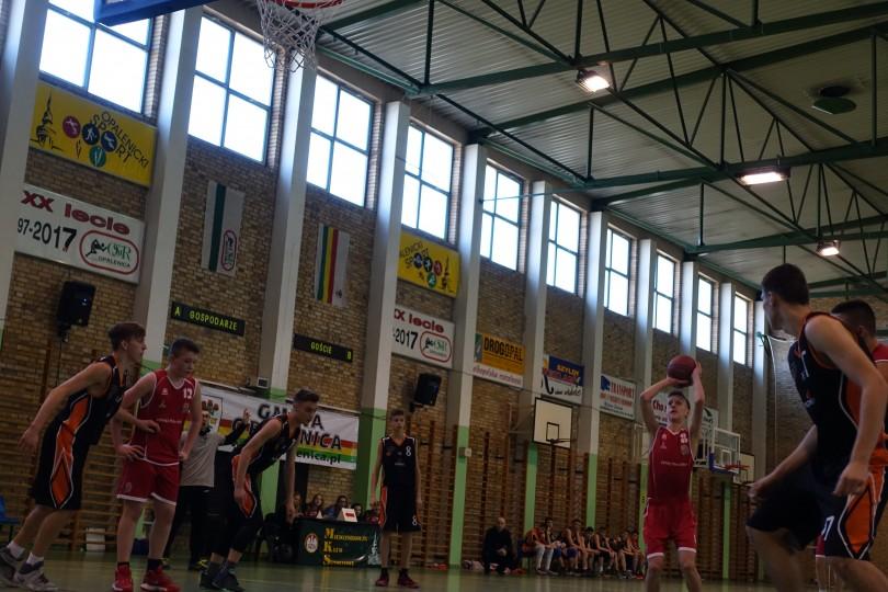 Półfinał Rejonu w Koszykówce Chłopców ze Szkół Gimnazjalnych (24)