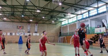Półfinał Rejonu w Koszykówce Chłopców ze Szkół Gimnazjalnych (29)