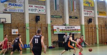 Półfinał Rejonu w Koszykówce Chłopców ze Szkół Gimnazjalnych (3)