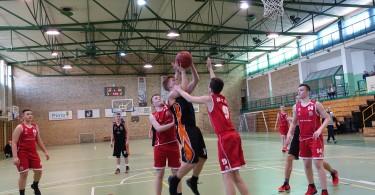 Półfinał Rejonu w Koszykówce Chłopców ze Szkół Gimnazjalnych (32)