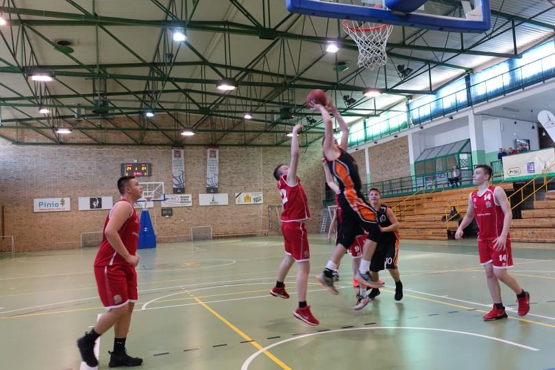 Półfinał Rejonu w Koszykówce Chłopców ze Szkół Gimnazjalnych (33)