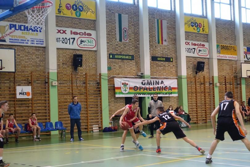 Półfinał Rejonu w Koszykówce Chłopców ze Szkół Gimnazjalnych (4)