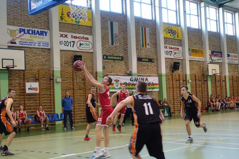 Półfinał Rejonu w Koszykówce Chłopców ze Szkół Gimnazjalnych (5)