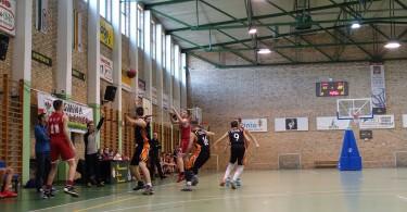 Półfinał Rejonu w Koszykówce Chłopców ze Szkół Gimnazjalnych (7)