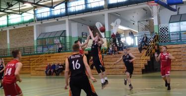 Półfinał Rejonu w Koszykówce Chłopców ze Szkół Gimnazjalnych (8)