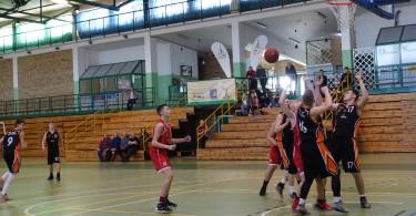 Półfinał Rejonu w Koszykówce Chłopców ze Szkół Gimnazjalnych (9)