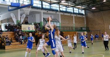 Półfinał Rejonu w Koszykówce Dziewcząt ze Szkół Gimnazjalnych (10)