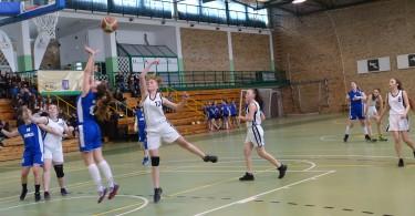 Półfinał Rejonu w Koszykówce Dziewcząt ze Szkół Gimnazjalnych (11)