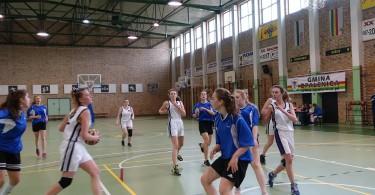 Półfinał Rejonu w Koszykówce Dziewcząt ze Szkół Gimnazjalnych (13)