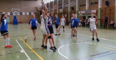 Półfinał Rejonu w Koszykówce Dziewcząt ze Szkół Gimnazjalnych (14)