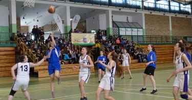 Półfinał Rejonu w Koszykówce Dziewcząt ze Szkół Gimnazjalnych (15)