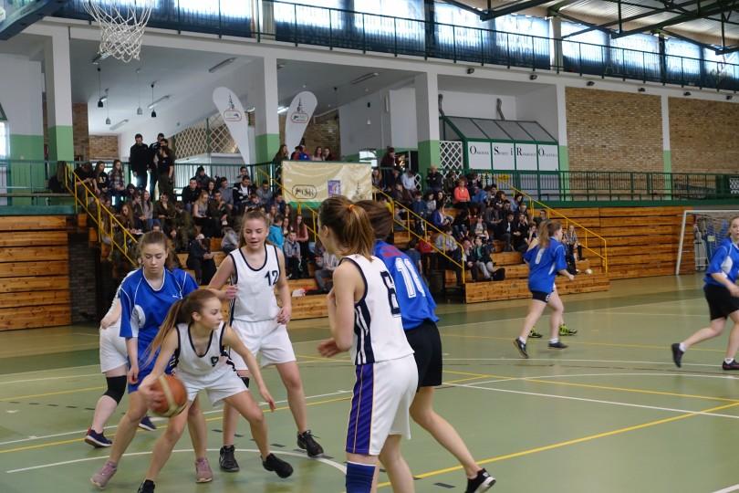 Półfinał Rejonu w Koszykówce Dziewcząt ze Szkół Gimnazjalnych (16)