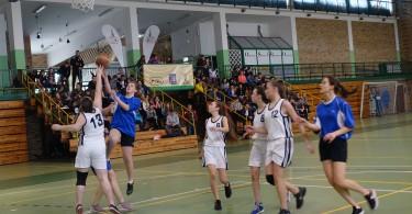 Półfinał Rejonu w Koszykówce Dziewcząt ze Szkół Gimnazjalnych (17)