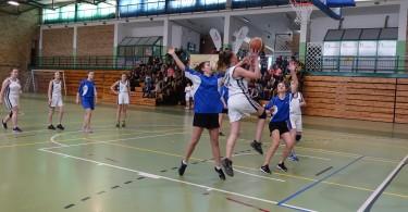 Półfinał Rejonu w Koszykówce Dziewcząt ze Szkół Gimnazjalnych (18)