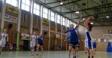 Półfinał Rejonu w Koszykówce Dziewcząt ze Szkół Gimnazjalnych (23)
