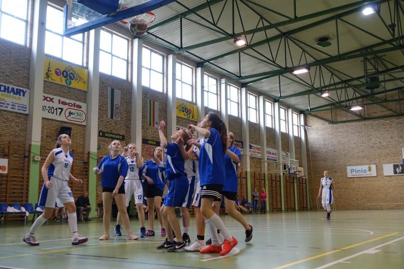 Półfinał Rejonu w Koszykówce Dziewcząt ze Szkół Gimnazjalnych (24)