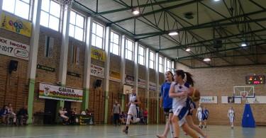 Półfinał Rejonu w Koszykówce Dziewcząt ze Szkół Gimnazjalnych (26)