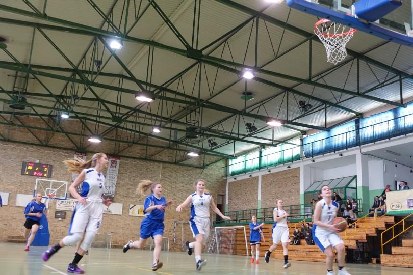 Półfinał Rejonu w Koszykówce Dziewcząt ze Szkół Gimnazjalnych (28)