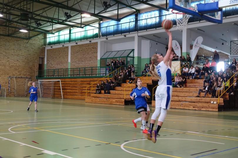 Półfinał Rejonu w Koszykówce Dziewcząt ze Szkół Gimnazjalnych (30)