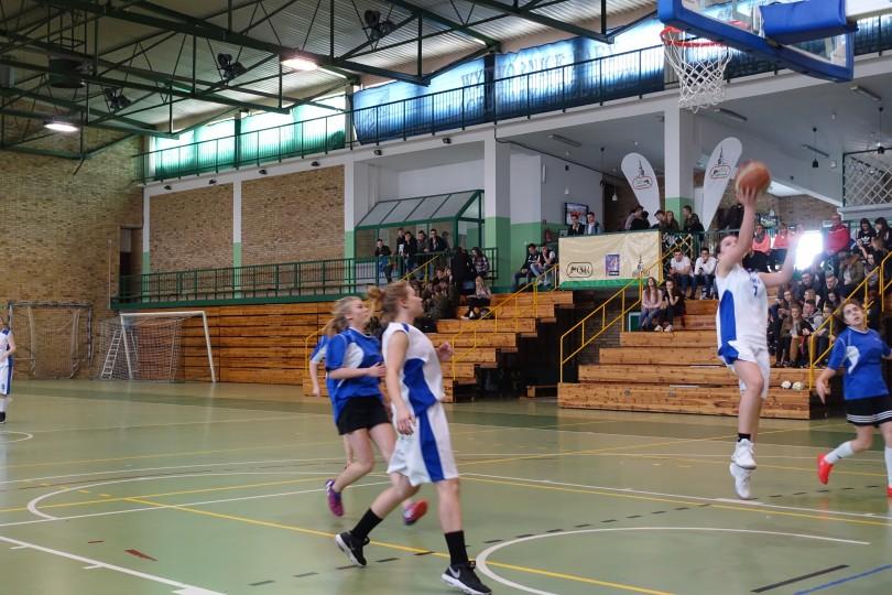 Półfinał Rejonu w Koszykówce Dziewcząt ze Szkół Gimnazjalnych (31)
