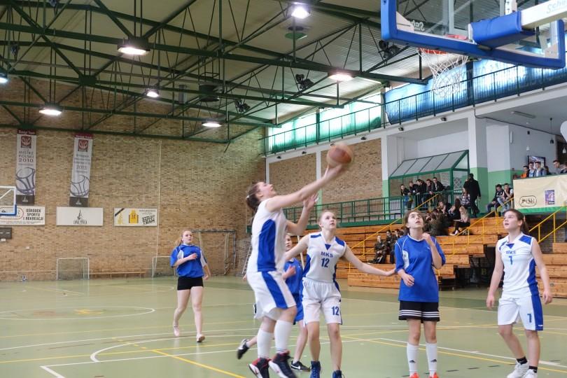 Półfinał Rejonu w Koszykówce Dziewcząt ze Szkół Gimnazjalnych (33)