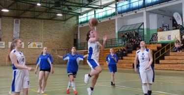 Półfinał Rejonu w Koszykówce Dziewcząt ze Szkół Gimnazjalnych (34)