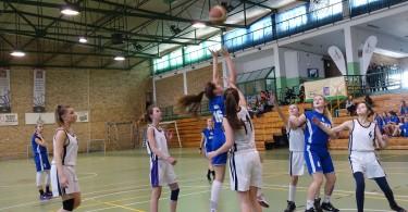 Półfinał Rejonu w Koszykówce Dziewcząt ze Szkół Gimnazjalnych (5)