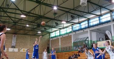 Półfinał Rejonu w Koszykówce Dziewcząt ze Szkół Gimnazjalnych (6)