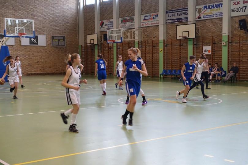 Półfinał Rejonu w Koszykówce Dziewcząt ze Szkół Gimnazjalnych (7)