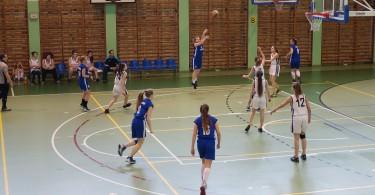 Półfinał Rejonu w Koszykówce Dziewcząt ze Szkół Gimnazjalnych (8)