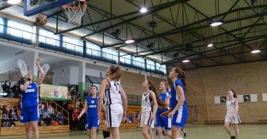 Półfinał Rejonu w Koszykówce Dziewcząt ze Szkół Gimnazjalnych (9)