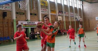Półfinał Rejonu Poznań Teren Zachód w Koszykówce Chłopców SP(11)