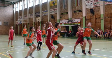 Półfinał Rejonu Poznań Teren Zachód w Koszykówce Chłopców SP(22)