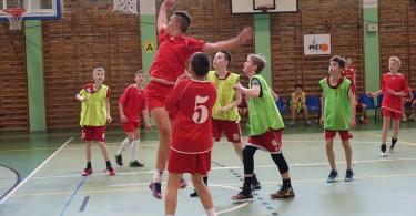 Półfinał Rejonu Poznań Teren Zachód w Koszykówce Chłopców SP(6)