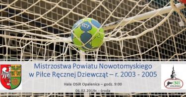 Mistrzostwa Powiatu Nowotomyskiego