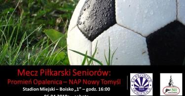 Mecz Piłkarski Seniorów