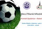 Mecz Piłkarski Młodzików